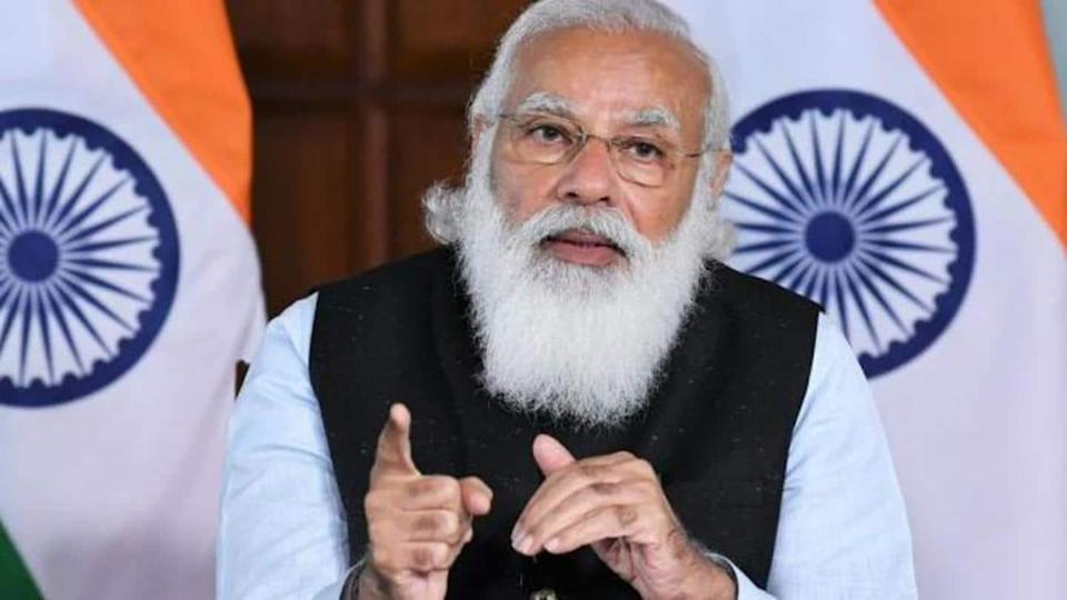 Making constant efforts to increase vaccine supply in India: Modi