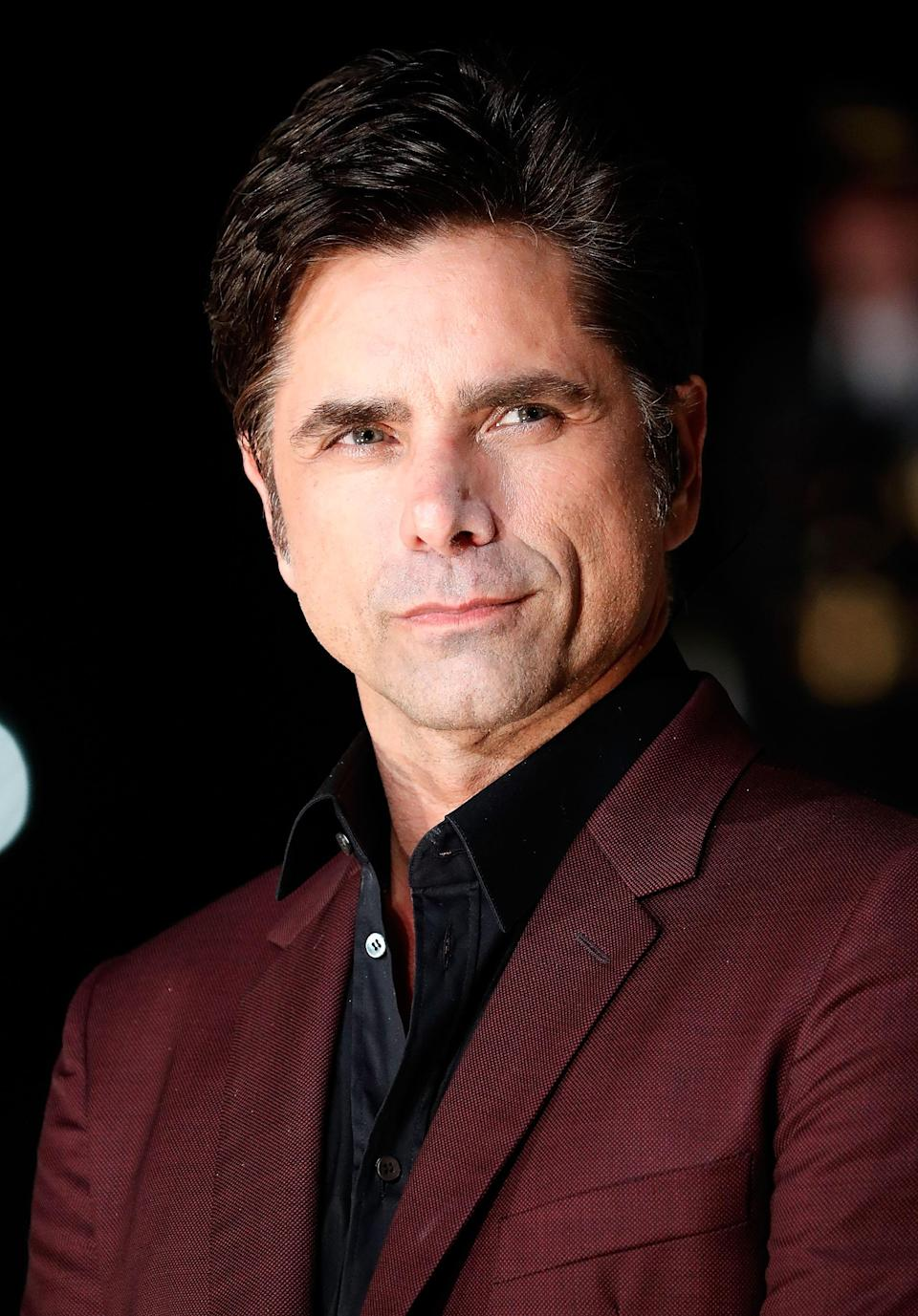 John Stamos and wife Caitlin McHugh welcomed son Billy in April. (Photo: Paul Morigi/Getty Images for Capital Concerts Inc.)