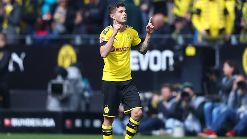 Pulisic grateful after final Dortmund home game