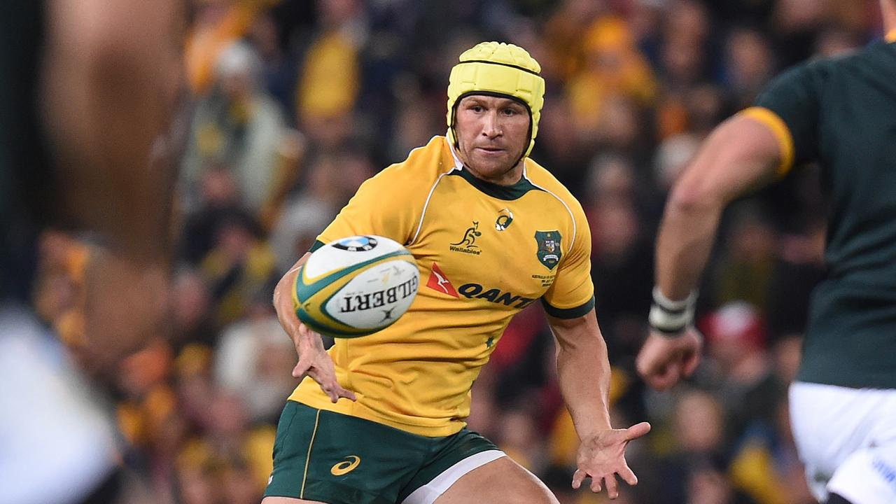 Australian star Matt Giteau will leave French rugby union side Toulon to play in Japan next season