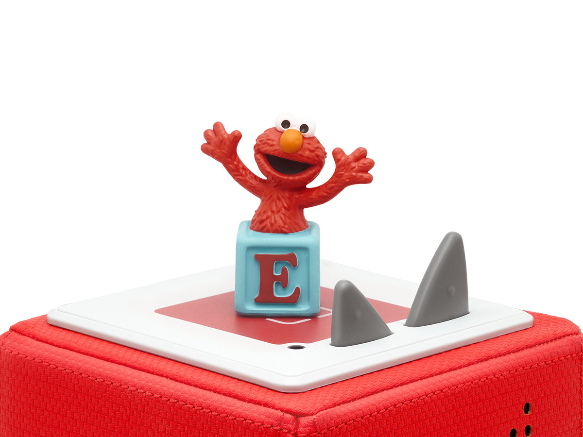 Elmo is one of the Tonies you can buy for your Toniebox (Photo: Tonies)