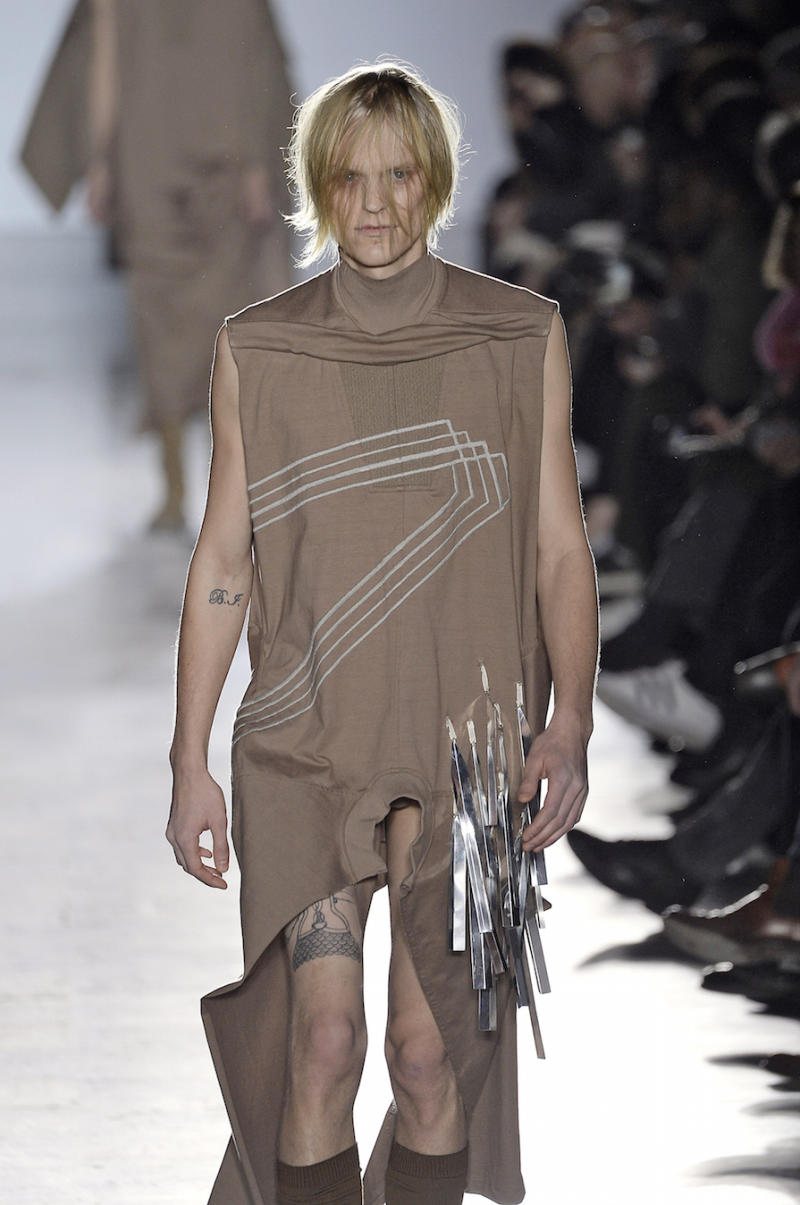 Penises Get the High-Fashion Treatment in Vivienne Westwood's Norm-Shattering Show