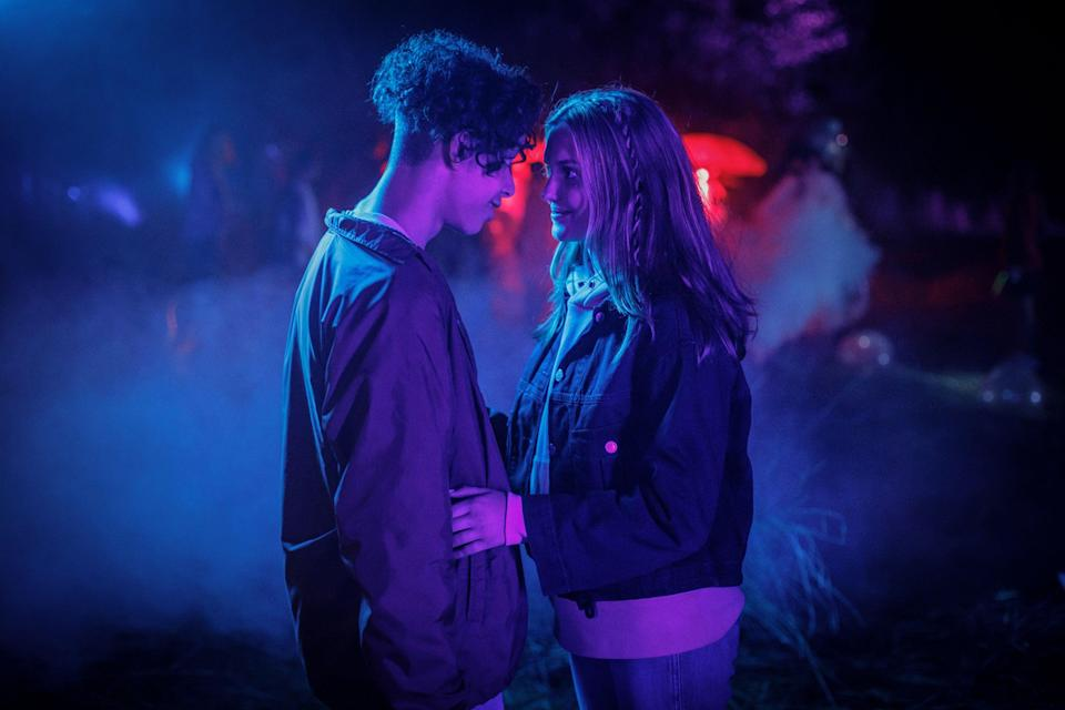 """<strong><em>JJ + E </em></strong><br><br>Based on the award-winning book by Mats Wahl, <em>JJ + E</em> is Netflix's latest indie teen romance. Set in modern-day Stockholm, the film follows Elisabeth and John-John as they navigate their growing feelings for each other despite a large class and cultural divide. When the pair end up in the same high school class, their lives change forever. <br><br>Available 8th September<span class=""""copyright"""">Photo Courtesy of Netflix.</span>"""