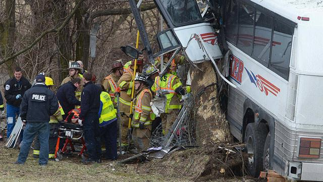 Pregnant Head Coach, Driver Dead in PA Women's Lacrosse Team Bus Crash