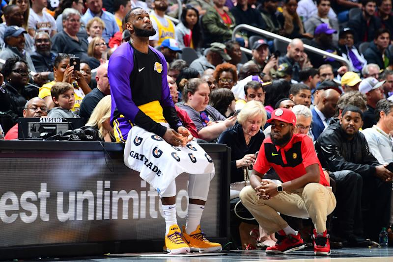 LeBron James, Lakers Are Now America's Team