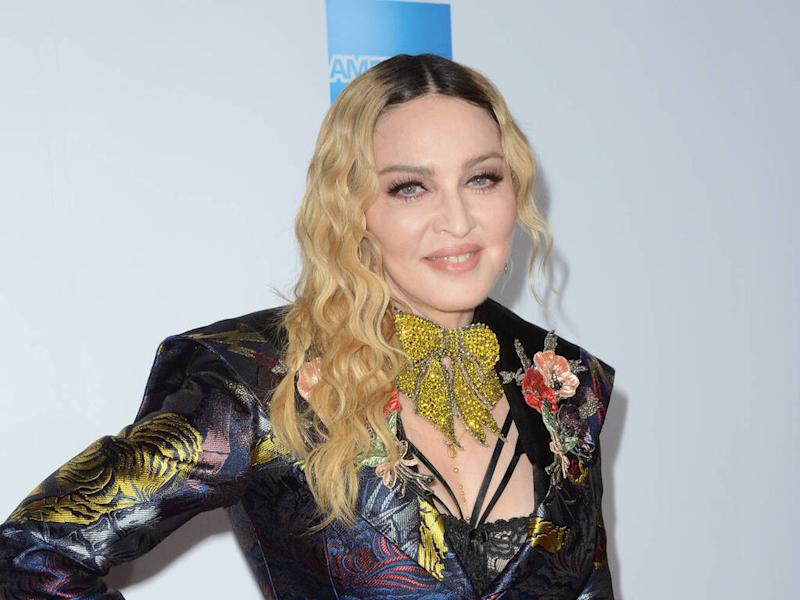 Madonna was fined $1 million by Russian government over LGBTQ+ rights speech