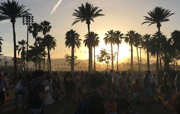 Take in that California sunset. Source: Supplied