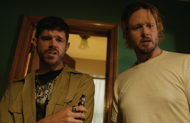 'The Death of Dick Long' Film Review: Offbeat Tale of a Disastrous Guys' Night Out Mixes Humor and Compassion