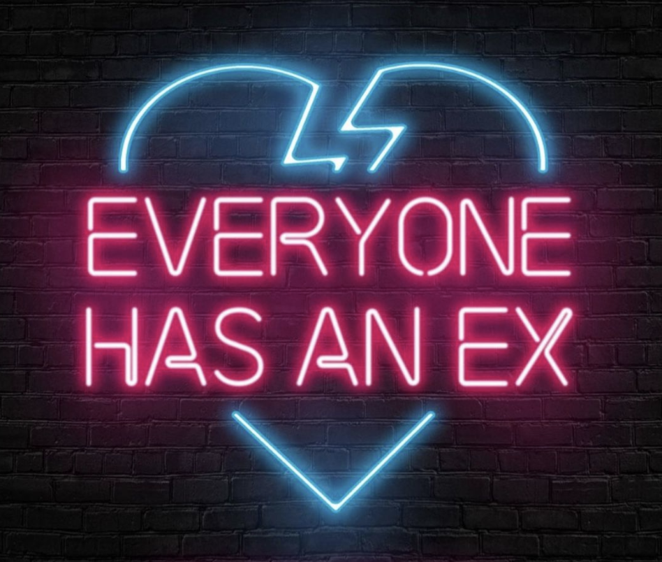 Everyone Has An Ex is hosted by former Bachelorette star George Love. Source: Instagram