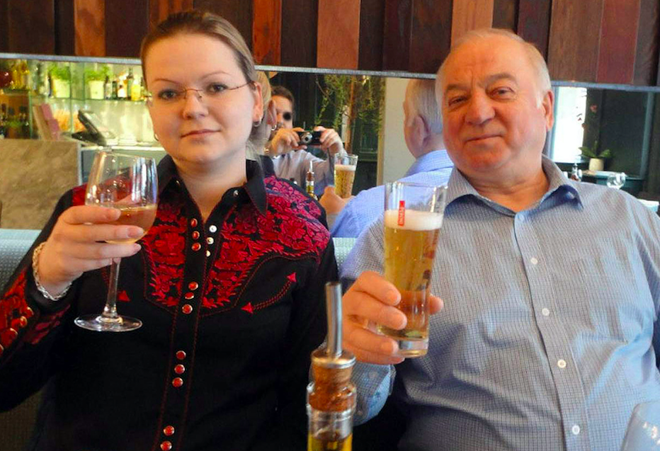 <em>The incident comes after former Russian spy Sergei Skripal and his daughter, Yulia, were poisoned by a nerve agent in Salisbury – around eight miles from Amesbury, in March (Rex)</em>