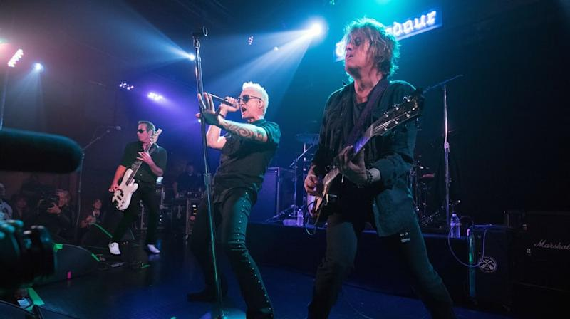 Stone Temple Pilots Set First Tour With New Singer Jeff Gutt