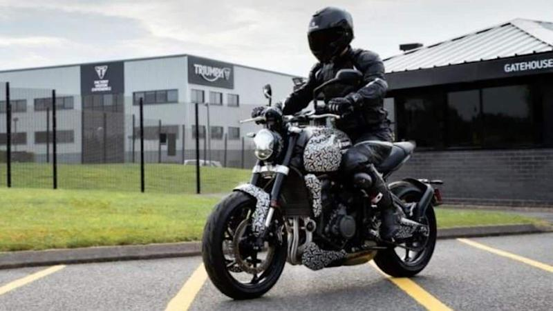 Triumph Trident to break cover on October 30: Details here