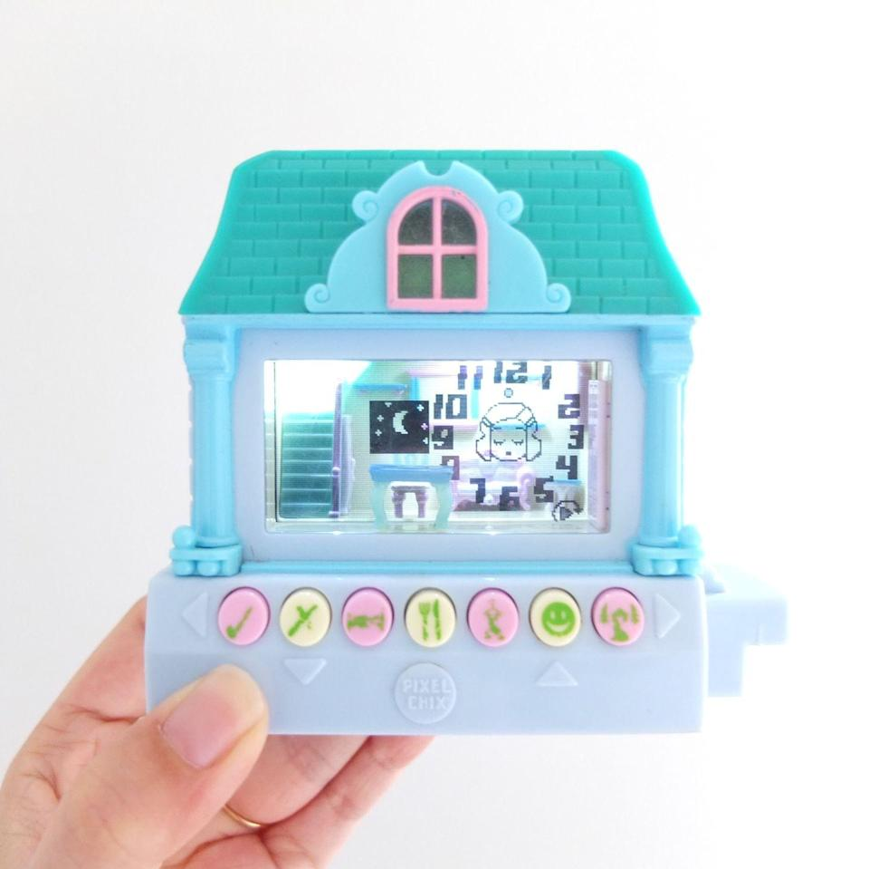 "<p>Remember these?! The interactive house game made you excited to get your own pad with your besties. Surprisingly, these are still sold today, but if you have <a href=""https://www.ebay.com/itm/Pixel-Chix-Roomies-House-with-Figure-Penthouse-Interactive-Room-Toy-2006-Mattel/284067201281?hash=item4223b98101:g:H2wAAOSwIlhfobsj"" rel=""nofollow noopener"" target=""_blank"" data-ylk=""slk:the OG ones"" class=""link rapid-noclick-resp"">the OG ones</a> hanging around, they could be worth up to $143! </p>"