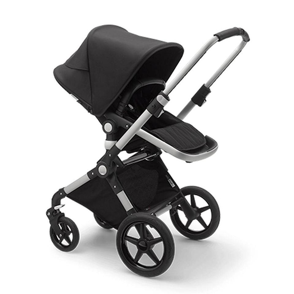 """<p><strong>Bugaboo</strong></p><p>bugaboo.com</p><p><strong>$899.00</strong></p><p><a href=""""https://go.redirectingat.com?id=74968X1596630&url=https%3A%2F%2Fwww.bugaboo.com%2Fus-en%2Fstrollers%2Fbugaboo-lynx%2Fbugaboo-lynx-seat-stroller-PM00038.html&sref=https%3A%2F%2Fwww.bestproducts.com%2Fparenting%2Fg37348107%2Fsit-and-stand-strollers%2F"""" rel=""""nofollow noopener"""" target=""""_blank"""" data-ylk=""""slk:Shop Now"""" class=""""link rapid-noclick-resp"""">Shop Now</a></p><p>This stroller is rapidly gaining popularity thanks to its lightweight stroller system with a modular <a href=""""https://go.redirectingat.com?id=74968X1596630&url=https%3A%2F%2Fwww.bugaboo.com%2Fus-en%2Faccessories%2Finspiration%2Ftop-sellers%2Fbugaboo-comfort-wheeled-board-85600WB01.html&sref=https%3A%2F%2Fwww.bestproducts.com%2Fparenting%2Fg37348107%2Fsit-and-stand-strollers%2F"""" rel=""""nofollow noopener"""" target=""""_blank"""" data-ylk=""""slk:sit/stand board attachment"""" class=""""link rapid-noclick-resp"""">sit/stand board attachment</a>, which is fantastic for older children. </p><p>You can also use it with a car seat. The actual seat, which is machine-washable just like its canopy, can face in or face out, and it folds into a compact bundle.</p><p>Plus, it has oodles of accessories available. From cupholders to carrying bags to mosquito nets, they've thought of everything. </p><p>The basket on the bottom holds a whopping 22 pounds of stuff, and the versatility and ease between transitions is astonishing. The board comes on and off quickly, as does the seat. And about that ride? It's basically like pushing a hoverboard. </p><p>The puncture-proof wheels are wide-set, stable, and the suspension is a dream. The telescoping handle has a soft, rubbery grip, and it also has a safety strap. This is a pricey little piece of baby equipment, but it has value.</p><p><strong>The Takeaway: </strong><br>A luxurious ride with extreme adaptability. Designed to be cleaned easily, thanks to machine-washable fabrics. A sit and stand stroller with the b"""