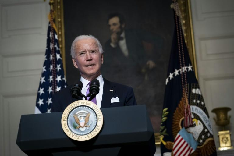The Biden administration has drafted an order imposing a moratorium on oil and gas auctions on federal land and water, according to reports