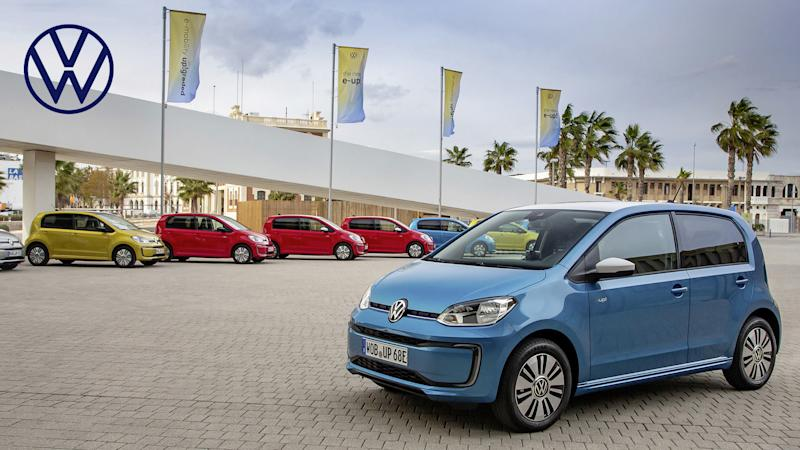 Volkswagen e-up 2020 autonomia