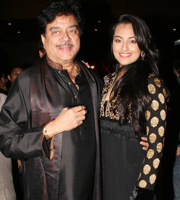 Shatru and Sonakshi