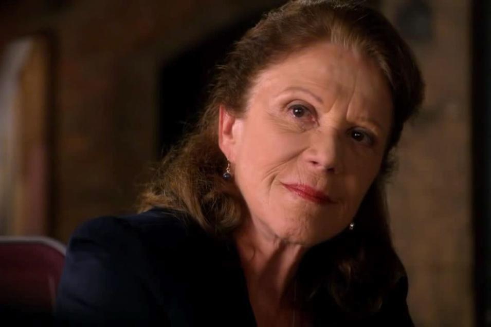 <p>Who wasn't surprised to see Linda Lavin as Joy Grubick, Cary's pretrial services officer? She was by the book, but even when she wouldn't cut him a break for going half a mile over the state line, there was something calming in her slow-talking voice that made it difficult to get angry with her.<i> (Credit: CBS)</i></p>