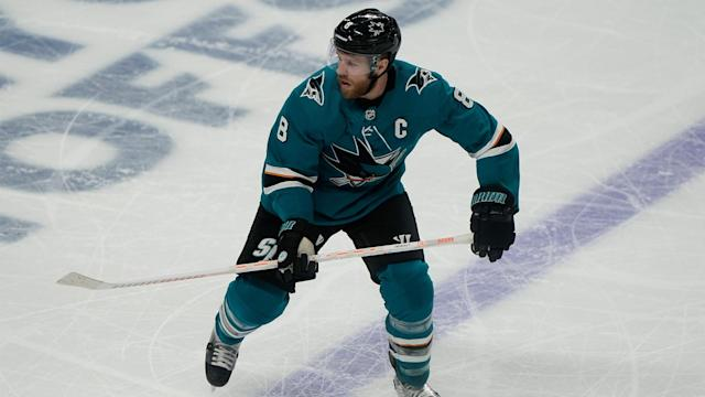 "At least in part because of that pending cap crunch, Pavelski said that he will meet with ""a few teams"" this week."