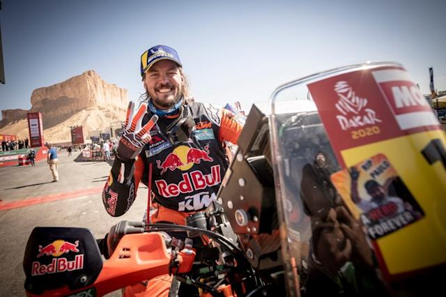 "3º de la general: Toby Price, 15.000€ + 1 trofeo <span class=""copyright"">Red Bull Content Pool</span>"