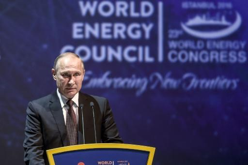 Putin says Russia ready to join measures to limit oil production