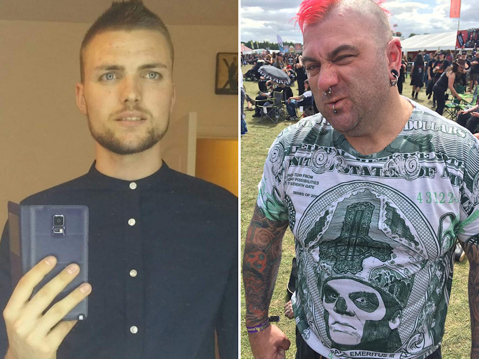 A coroner has decided a lack of a hard shoulder contributed to the deaths of Alexandru Murgeanu, 22, and Jason Mercer, 44, on a smart motorway near Sheffield (South Yorkshire Police/Irwin Mitchell LLP/PA)