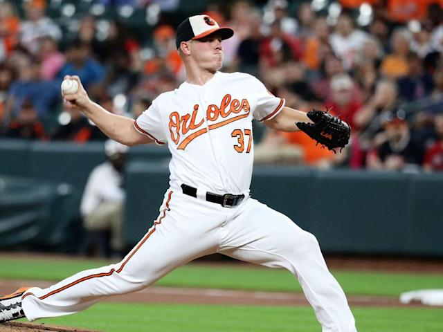 Dylan Bundy doesn't have the same sizzle he once possessed, but he still has talent. (AP)