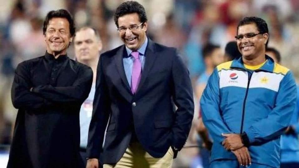 Imran Khan, Wasim Akram inducted in PCB Hall of Fame