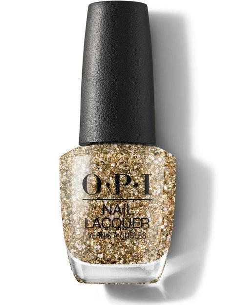 """<h3>OPI Nail Polish in Key To The Kingdom<br></h3> <br>If you're a fan of <a href=""""https://www.refinery29.com/en-us/best-opi-nail-polish-colors"""" rel=""""nofollow noopener"""" target=""""_blank"""" data-ylk=""""slk:OPI polishes"""" class=""""link rapid-noclick-resp"""">OPI polishes</a>, consider grabbing the glitter shade called Gold Key To The Kingdom. """"This rich metallic looks gorgeous over bare nails, giving a touch of shine that reads elegant,"""" says Tuttle.<br><br><strong>OPI</strong> OPI Nail Polish in Key To The Kingdom, $, available at <a href=""""https://www.walmart.com/ip/OPI-The-Nutcracker-And-The-Four-Realms-2018-Collection-Gold-Key-To-The-Kingdom-0-5-Fl-Oz/415024562?wmlspartner=wlpa&selectedSellerId=8231&adid=22222222227256241377&wl0=&wl1=g&wl2=c&wl3=302400150925&wl4=pla-541607270839&wl5=9067609&wl6=&wl7=&wl8=&wl9=pla&wl10=115794056&wl11=online&wl12=415024562&wl13=&veh=sem&gclid=EAIaIQobChMI7qelt9jA4QIVjrbICh3jBQJVEAYYBSABEgKr2_D_BwE"""" rel=""""nofollow noopener"""" target=""""_blank"""" data-ylk=""""slk:Walmart"""" class=""""link rapid-noclick-resp"""">Walmart</a><br>"""