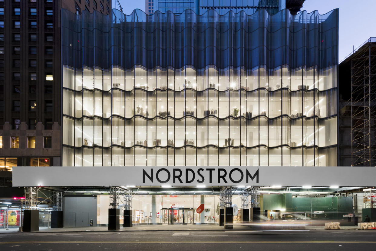 Nordstrom will sell Topshop clothes in some of its US stores (Nordstrom/PA)