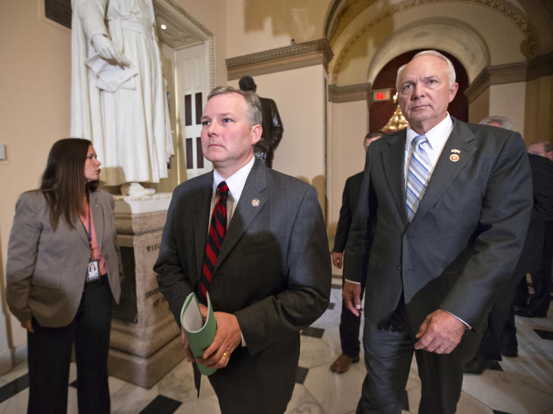 Voters shifting right force House GOP to keep pace