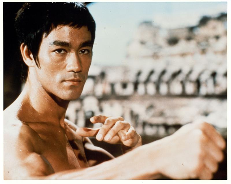 """Bruce Lee in 1973's """"Enter The Dragon."""" (Photo: Archive Photos via Getty Images)"""