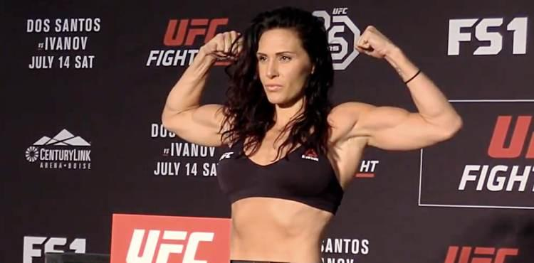 Cat Zingano Dominates Marion Reneau to Kick Off UFC Boise Main Card