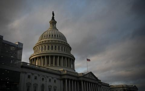 Congress heard arguments on a reparations commission this summer - Credit: Reuters