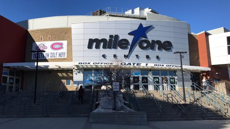 Reducing IceCaps Mile One rent by $1M good decision, says St. John's mayor