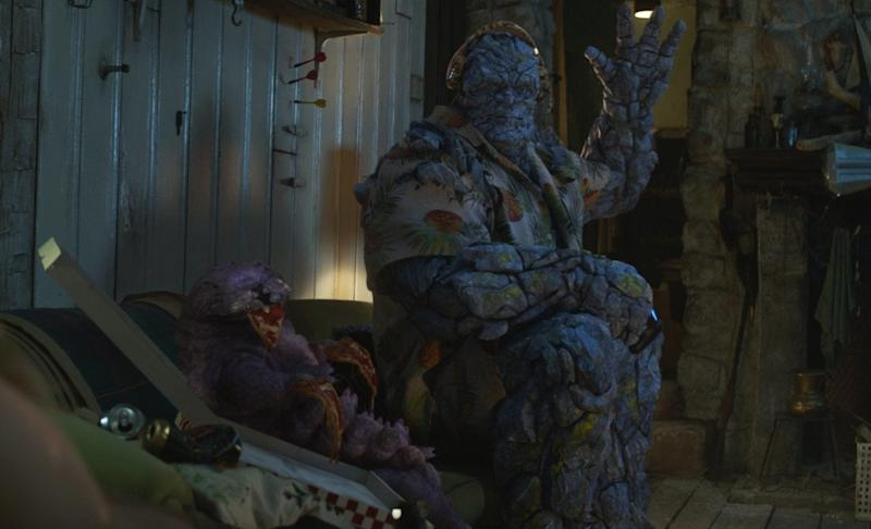 Korg last appeared i Avengers: Endgame (Credit; Disney)