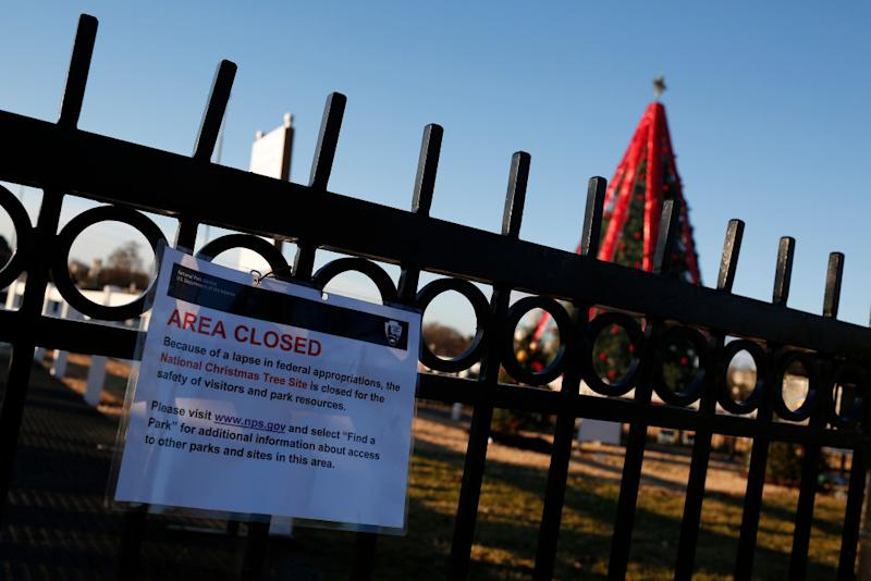 Federal Government Advised Furloughed Employees to Offer Manual Labor for Rent During Shutdown