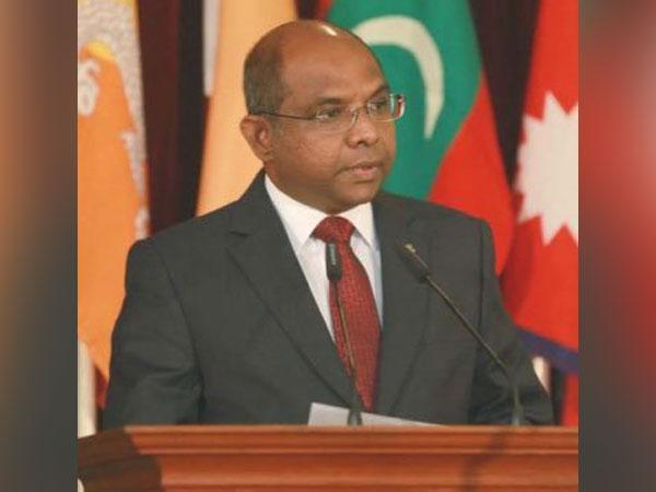 President of the 76th session of the United Nations General Assembly (UNGA) Abdulla Shahid