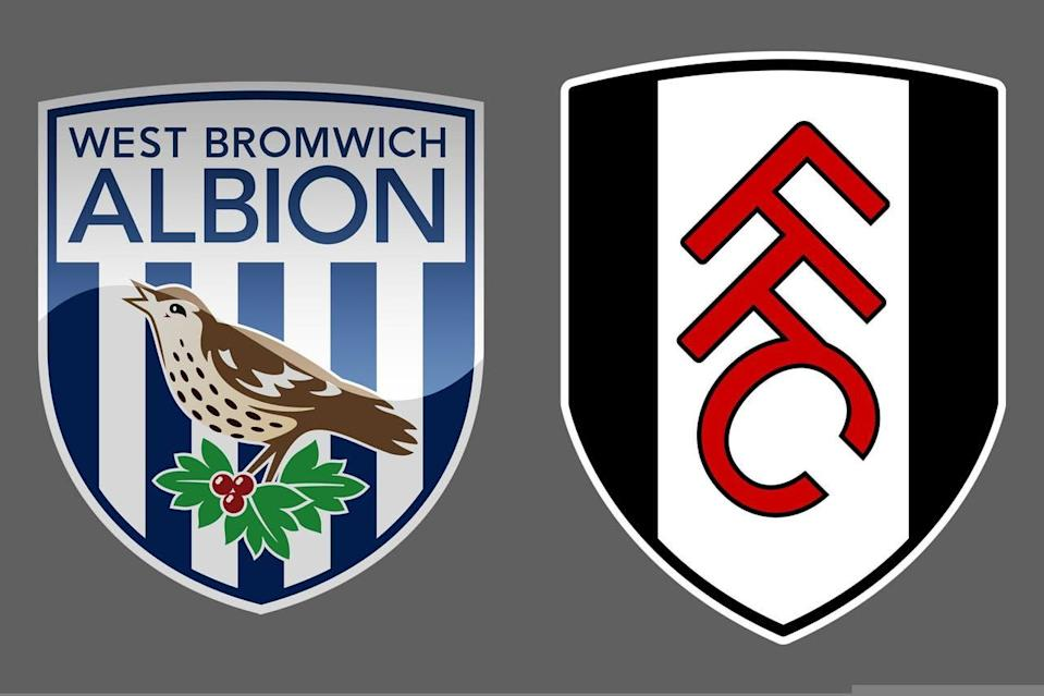 West Bromwich Albion-Fulham