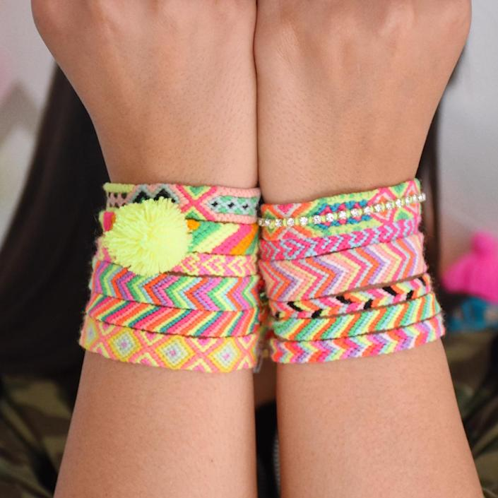 Friendship Bracelet DIY Kit