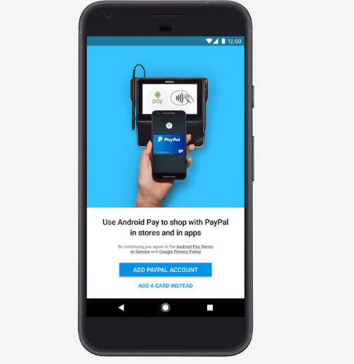 Google Teams Up With PayPal For Android Pay Mobile Payments
