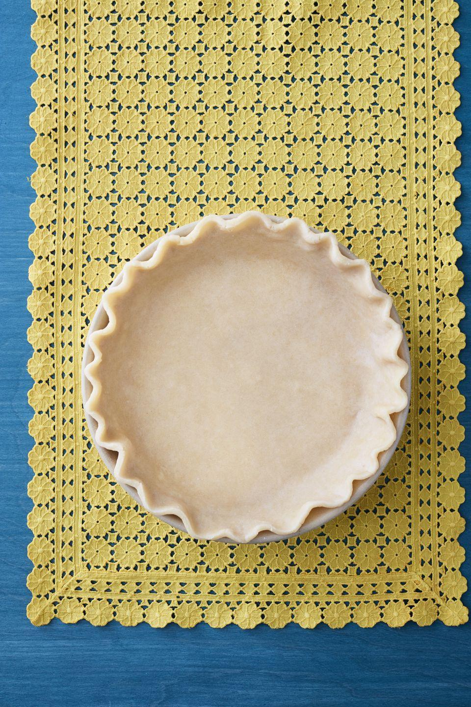 """<p>A perfect pie starts with the perfect crust. And this one is absolutely, positively a keeper.<br> </p><p><a class=""""link rapid-noclick-resp"""" href=""""https://www.thepioneerwoman.com/food-cooking/recipes/a11734/perfect-pie-crust-recipe/"""" rel=""""nofollow noopener"""" target=""""_blank"""" data-ylk=""""slk:Get the Recipe!"""">Get the Recipe!</a></p>"""