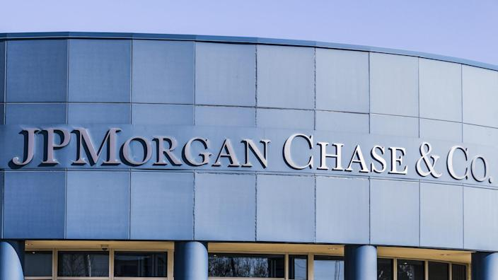 Indianapolis - Circa February 2017: JPMorgan Chase Operations Center.