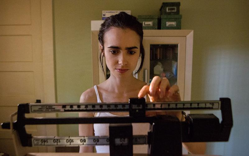 Nutritionist Made Sure Lily Collins Gained Back Weight She Lost for To the Bone
