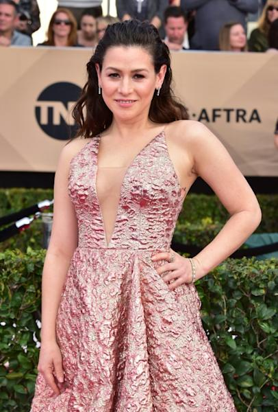 "Australian actress Yael Stone pledged to give up her US acting career because ""it's unethical for us to set up a life in two countries, knowing what we know"""