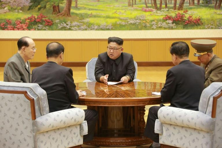 U.S.  seeks to freeze assets of North Korea's Kim Jong