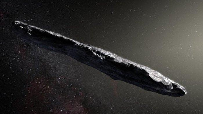 Some Think An Alien Space Probe Just Passed Earth And Deliberately Ignored Us