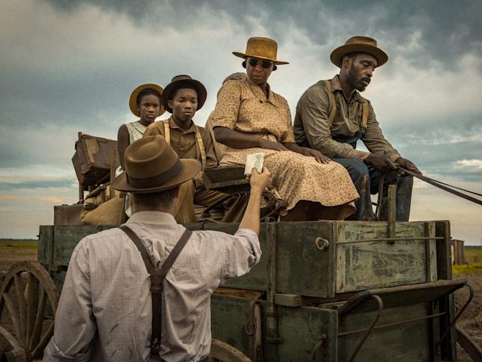 """""""Mudbound"""" follows two families in Mississippi."""