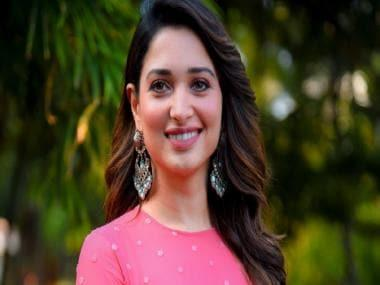 Tamannaah Bhatia to play Tabu's role in Telugu remake of Andhadhun, also starring Nithiin