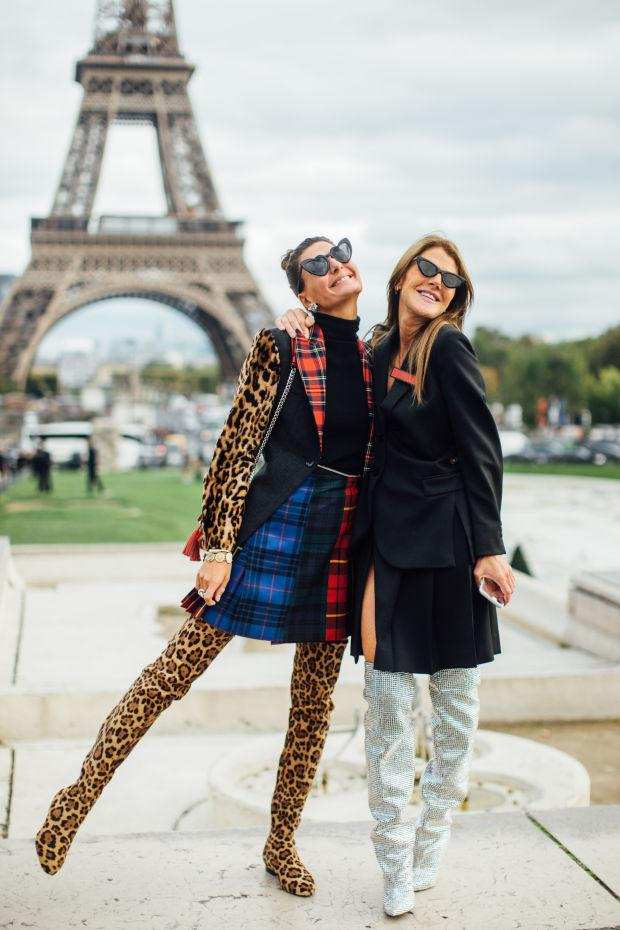 The Best Street Style Looks From Paris Fashion Week Spring 2018